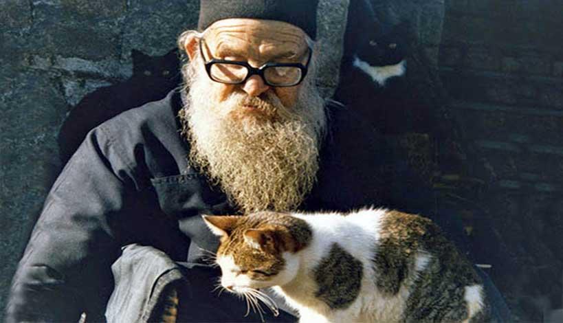 Πως έγινε μοναχός στο Άγιον Όρος ο μακαριστός Γέροντας Γελάσιος