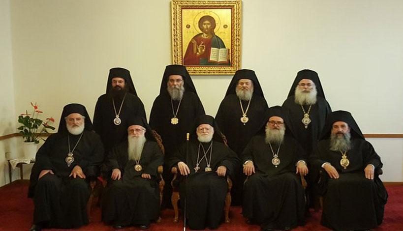 Ιερά Επαρχιακή Σύνοδος της Εκκλησίας Κρήτης: Διατυπώνουμε τη ρητή διαφωνία μας στην προτεινόμενη προσθήκη στο 3ο άρθρο του Συντάγματος, ότι η Ελληνική Πολιτεία είναι: «θρησκευτικά ουδέτερη»