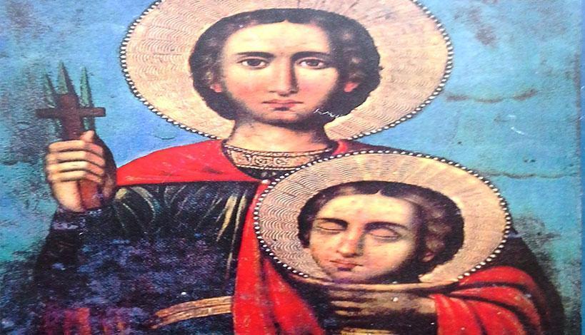 2 Αυγούστου: Άγιος Θεόδωρος ο Νεομάρτυρας που μαρτύρησε στα Δαρδανέλια