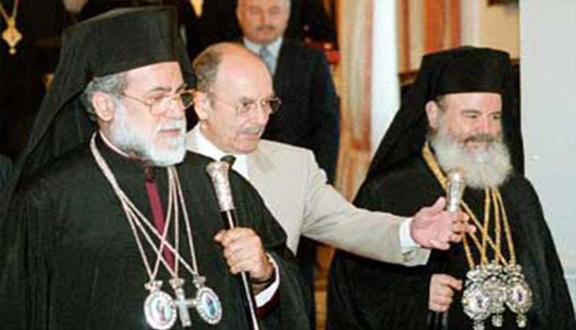 Σαν σήμερα 11 Σεπτεμβρίου 2004 χάθηκε ο Πατριάρχης Αλεξανδρείας Πέτρος από την πτώση του Σινούκ στο Άγιον Όρος