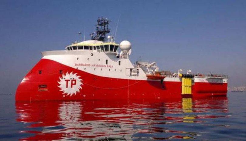 Οι Τούρκοι βγάζουν το Barbaros για έρευνες στην Κύπρο