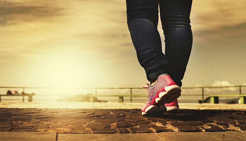 Το γρήγορο περπάτημα αυξάνει το προσδόκιμο ζωής