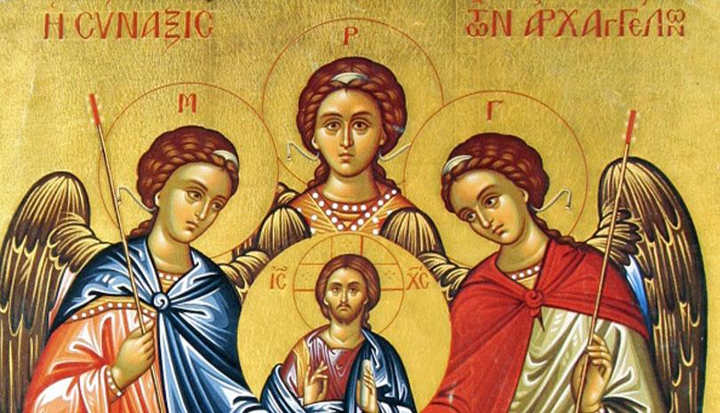 Ποιοι είναι οι τρεις Αρχάγγελοι, τι σημαίνουν τα ονόματά τους και ποιος ο σκοπός της δημιουργίας τους;