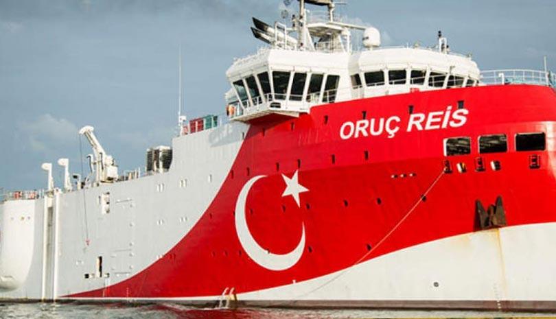 Νέα τουρκική πρόκληση με το Oruc Reis - Πως απαντά η Ελλάδα