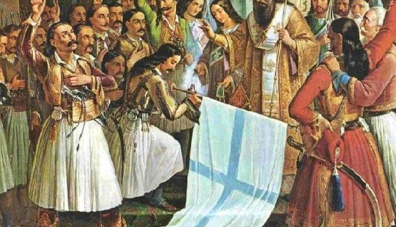 25 Μαρτίου 1821   Πατρών Χρυσόστομος: Ας προσφέρουμε αγιοκέρι και θυμίαμα στη μνήμη τους