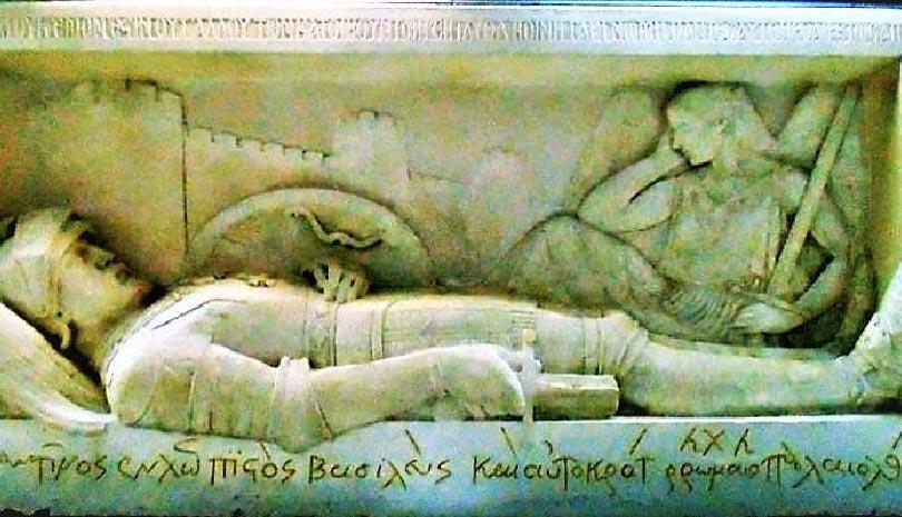 Ο Μαρμαρωμένος Βασιλιάς κράτησε ζωντανή την ελπίδα των Ελλήνων
