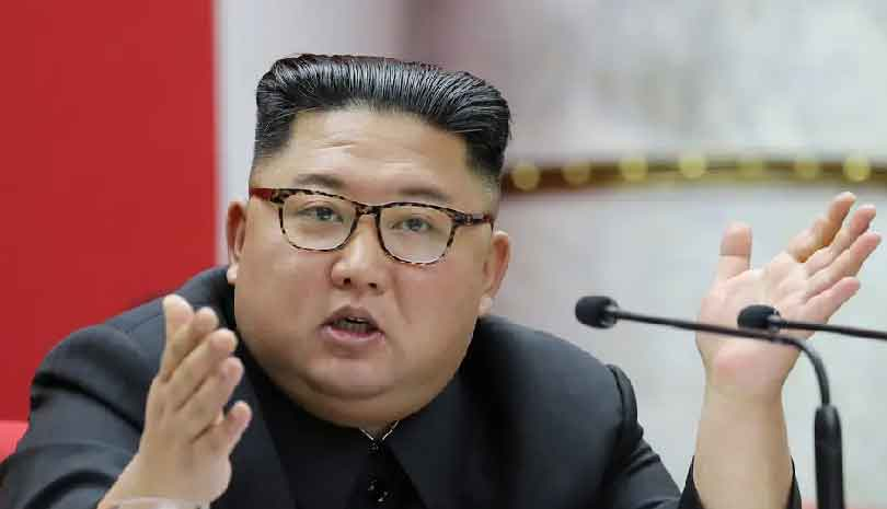 Βόρεια Κορέα - Κιμ Γιονγκ Ουν : Ο φαύλος κορωνοϊός έχει εισέλθει στη χώρα