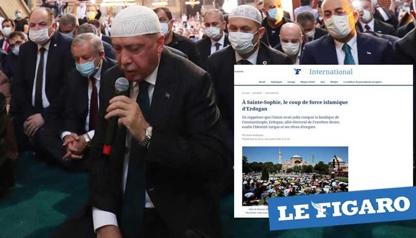 Le Figaro: Ήρθε το τέλος για την κοσμική χώρα του Κεμάλ Ατατούρκ