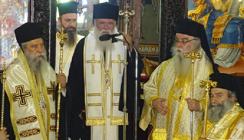 Ο Αρχιεπίσκοπος Ιερώνυμος για Αγία Σοφία και πανδημία