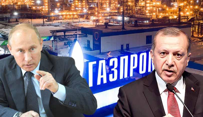 Τα τουρκικά χρέη στη Gazprom και οι εναλλακτικές της Άγκυρας