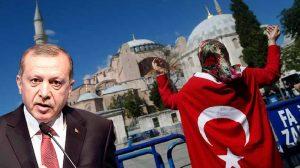 Τζαμί η Αγία Σοφία: Παγκόσμια κατακραυγή - Πρώτο θέμα στα διεθνή ΜΜΕ