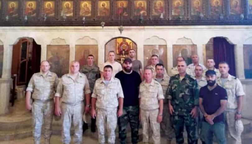 Χτίζουν νέα Αγία Σοφία στη Συρία με τις πλάτες των Ρώσων (ΦΩΤΟ)
