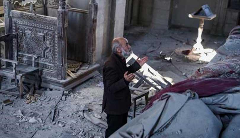"""Ναγκόρνο Καραμπάχ: """"Ο σιωπηλός θάνατος έρχεται από ψηλά"""""""