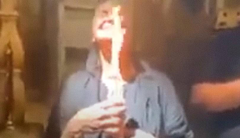 Συγκλονιστικό βίντεο με το Άγιο Φως