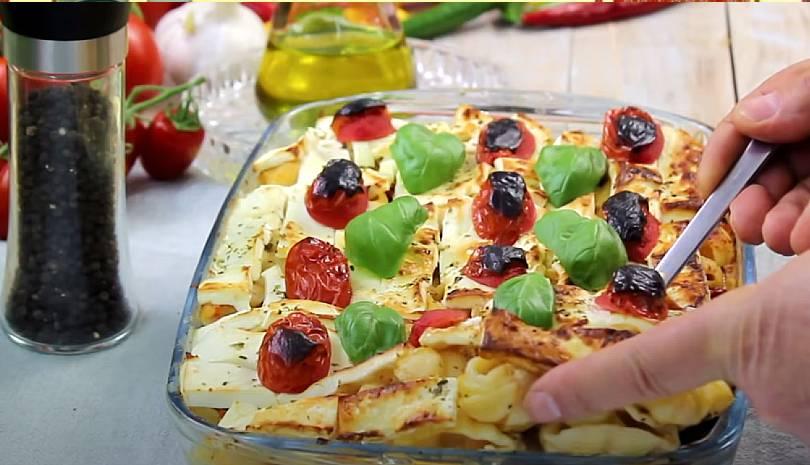 Συνταγή για Μακαρόνια Σαγανάκι - Η απόλυτη Ελληνική γεύση